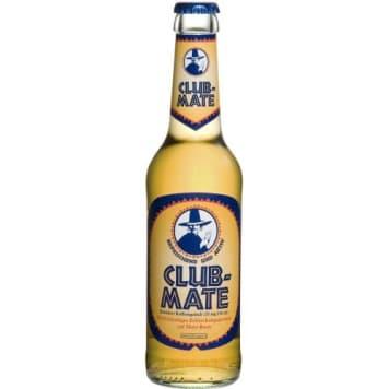 Napój gazowany Yerba Mate-Club Mate to w pełni naturalny produkt.