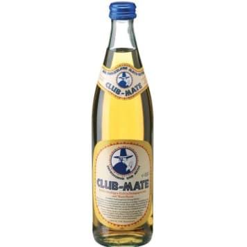 Napój gazowany Yerba Mate - Club Mate. Wyśmienity napój, który doskonale orzeźwia i dodaje energii.