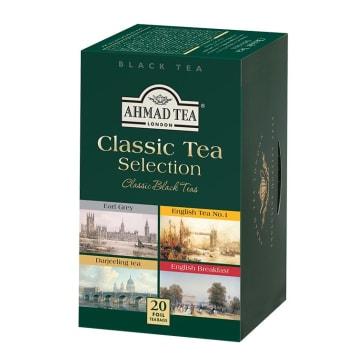 Herbata czarna aromatyzowana 20 torebek - Ahmad Tea. Pyszny i nietuzinkowy produkt.