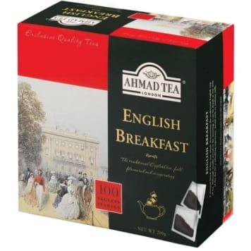 Herbata czarna - Ahmad Tea. Aromatyczny i wyjątkowy napar.