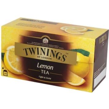 Herbata ekspresowa - Twinings. Wyjątkowo orzewiający smak i aromat.