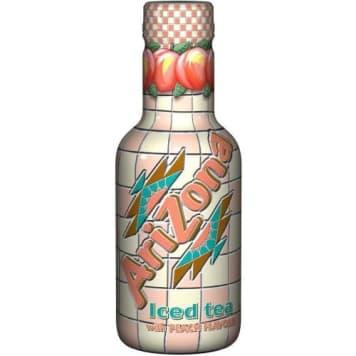 Napój Ice Tea z brzoskwinią - Arizona to naturalne połączenie herbaty i brzoskwini.