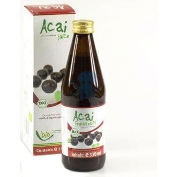 Sok z acai BIO MEDICURA 330ml. Doskonały jakościowo produkt, bogaty w witaminy i minerały.