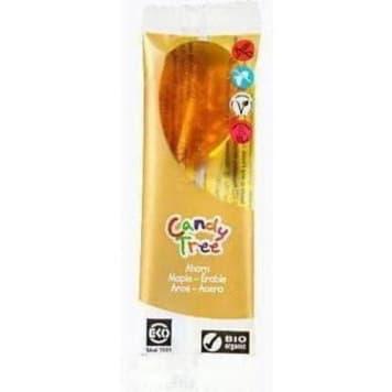 Lizak klonowy Candy Tree wyprodukowano z naturalnych składników. W 100% ekologiczny.
