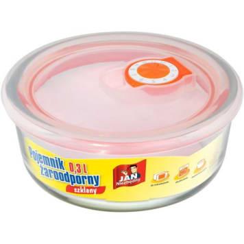 Pojemnik żaroodporny - Jan Niezbędny. Produkt niezbędny w każdej kuchni.