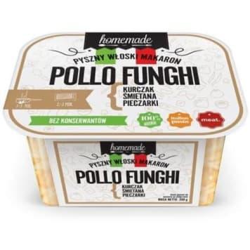HOMEMADE Makaron pollo funghi 350g