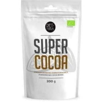 Ziarna kakaowca – Diet Food Super Cocoa to najwyższej jakości produkt.