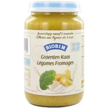 Warzywa z kurczakiem - po 10 miesiącu 200 g JOANNUSMOLEN Obiadek dla dzieci powyżej 10 miesiąca życia