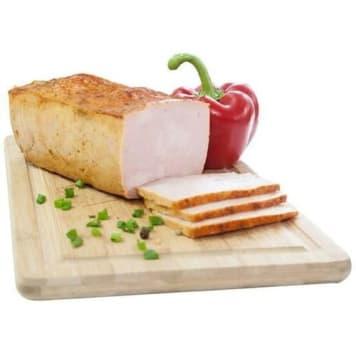 Filet z indyka pieczony - Wierzejki. Soczysty i aromatyczny filet zapiekany w specjalnej foremce.