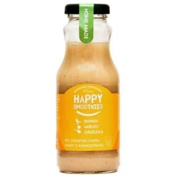 Happy Fruits Smoothie Żółty - Fimaro. Ożeźwiający owocowy napój.