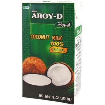 Mleko kokosowe do gotowania dań orientalnch, deserów i kaw od Aroy-D