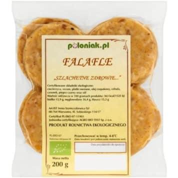 Falafel BIO - Poloniak