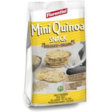 Krążki kukurydziane z quinoa - Fiorentini