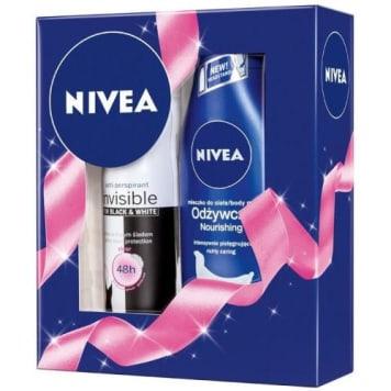 Zestaw kosmetyków Invisible – Nivea to idealny rezent dla każdej kochjącej zapach kobiety.