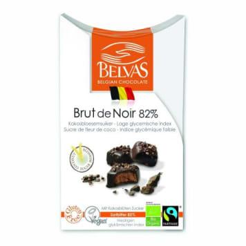 Czekoladki z gorzką czekoladą - Belvas. Naturalny przysmak z wyselekcjonowanych składników.