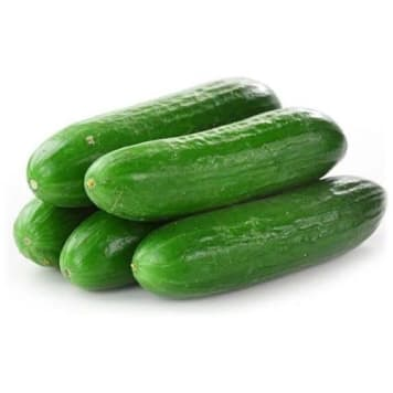FRISCO FRESH Short Cucumber 2-4 pcs 500 g