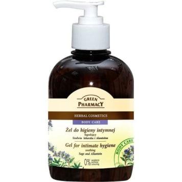 Żel do higieny intymnej – Green Pharmacy pomoże w utrzymaniu codziennej higieny.