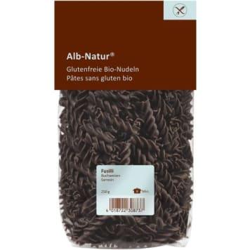 Makaron bezglutenowy gryczany świderki Alb Gold to produkt pochodzący z upraw ekologicznych.
