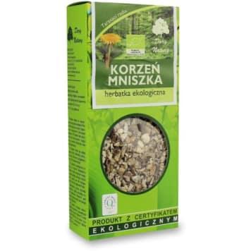Herbatka z korzenia Mniszka BIO - Dary Natury pozytywnie wpływa na odbudowę wątroby.