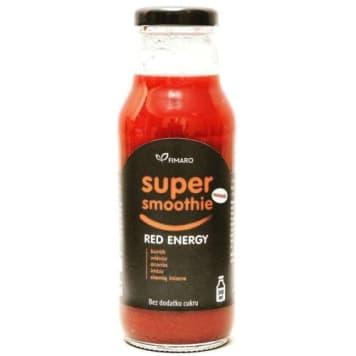 Czerwone Smoothie - Fimaro wyprodukowano z najwyższej jakości owoców i warzyw.