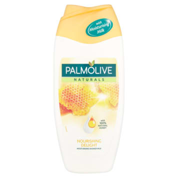 Palmolive Naturals - Żel pod prysznic Mleko i Miód. Do codziennej pilęgnacji skóry ciała.