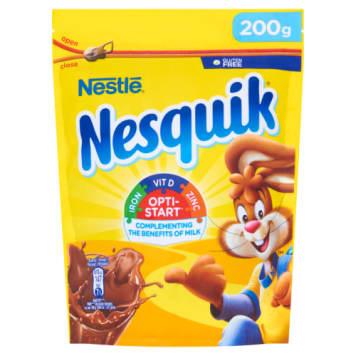Nestlé Nesquik - Rozpuszczalny napój kakaowy z dodatkiem witamin i składników mineralnych