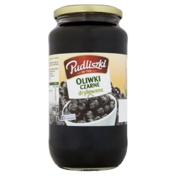 Oliwki czarne bez pestek - Pudliszki