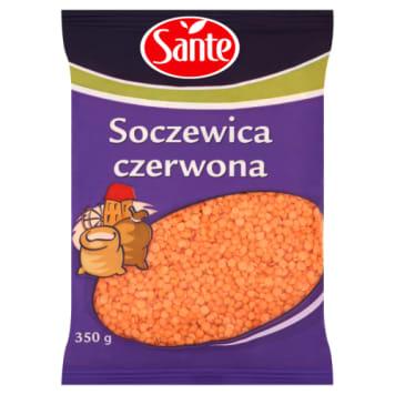 Soczewica czerwona 350g - Sante