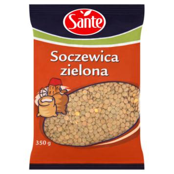 Soczewica zielona - SANTE. Produkt najwyżeszj jakosci.