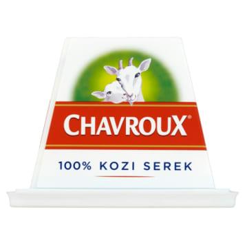 Ser twarogowy kozi - Chavroux to propozycja składnika zbilansowanej diety.