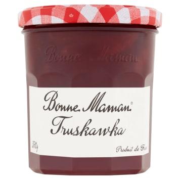 Dżem truskawkowy - Bonne Maman. Wysoka jakość, doskonały smak truskawek.
