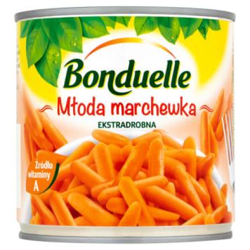 Bonduelle - Drobna młoda marchewka. Do obiadu i nie tylko.