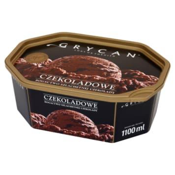 Lody familijne - Grycan. Ich bogaty smak wynika z połączenia najwyższej jakości składników.