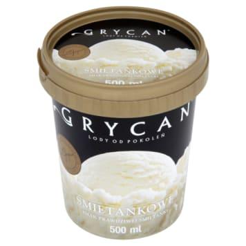 GRYCAN - Lody Familijne. Idealny deser o każdej porze