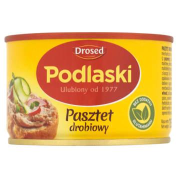 DROSED Pate - Podlaski Style - Chicken 1.86kg