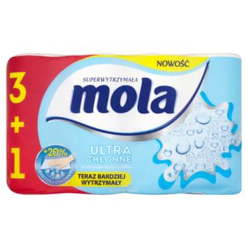 Ręcznik papierowy - Mola. Niezbędny element w każdej kuchni!