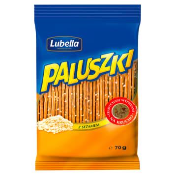 Paluszki z sezamem - Lubella