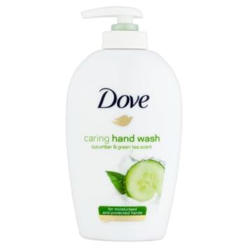 Dove Go Fresh Touch - Kremowe mydło w płynie 250ml. Myje i nawilża.