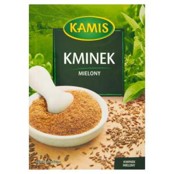 Kamis – Mielony kminek -