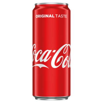 Napój gazowany Coca Cola