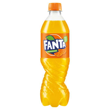 Fanta – Orange Napój gazowany o smaku pomarańczowym skutecznie gasi pragnienie i orzeźwia.