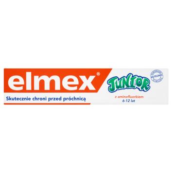 Pasta do zębów - Elmex. Do codziennej higieny jamy ustnej.