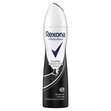Rexona – Women Antyperspirant w aerozolu Black+White -