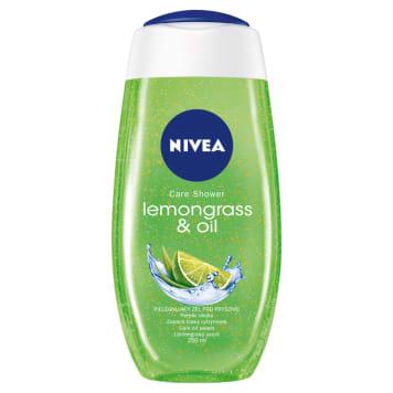 Żel pod prysznic Lemon&Oil Nivea nawilża i pielęgnuje skórę.