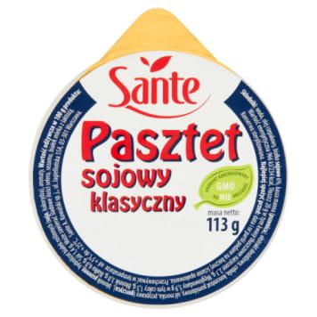 Sante - Pasztet sojowy naturalny. Polecany do kanapek i grzanek.