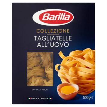 Makaron wstążki – Barilla może być bazą zapiekanek i dań obiadowych.