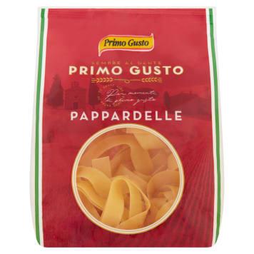 Makaron Papardelle - Melissa Primo Gusto. Doskonała harmonia smaku doskonale sprawdza się w każdej kuchni.