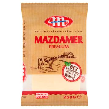 MLEKOVITA - Ser mazdamer. Idealny dodatek do pieczywa