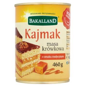 Masa krówkowa kajmakowa - Bakalland