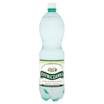 Woda mineralna niegazowana - Kryniczanka to woda, której historia rozpoczęla się 224 lata temu.